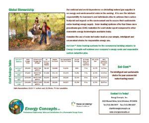 Energy Concepts brochure