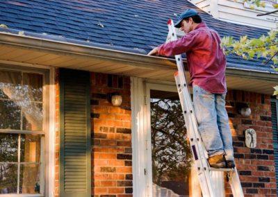 Spring Home Maintenance